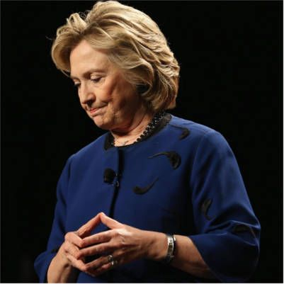 Does Crooked Hillary Depend On Narcotics to Function?