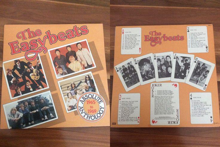 The Easybeats - Absolute Anthology (1980) ~ RSD 2017