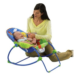 You and Baby - Infant and Toddler rocker, $108.00 (http://www.youandbaby.com.au/infant-and-toddler-rocker/)