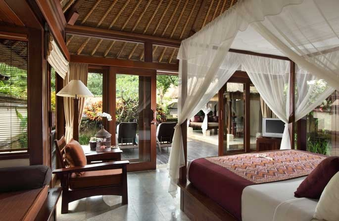 Ubud Village Resort and Spa, Garden Pool Villa.  This is where we are staying for the first part of our trip to Bali.  Can't wait!