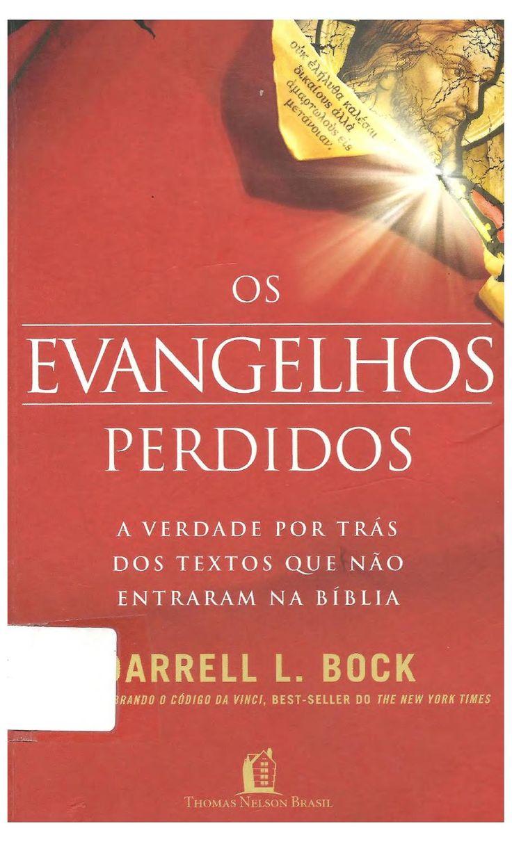 Darrel bock os evangelhos perdidos