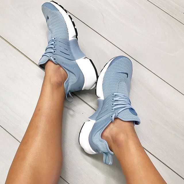 Blue crush Consider yourself a true sneakerhead? Stay ahead of the athleisure shoe game with the Nike Air Presto  Get yours at Stylerunner.com #stylerunner #stylesquad
