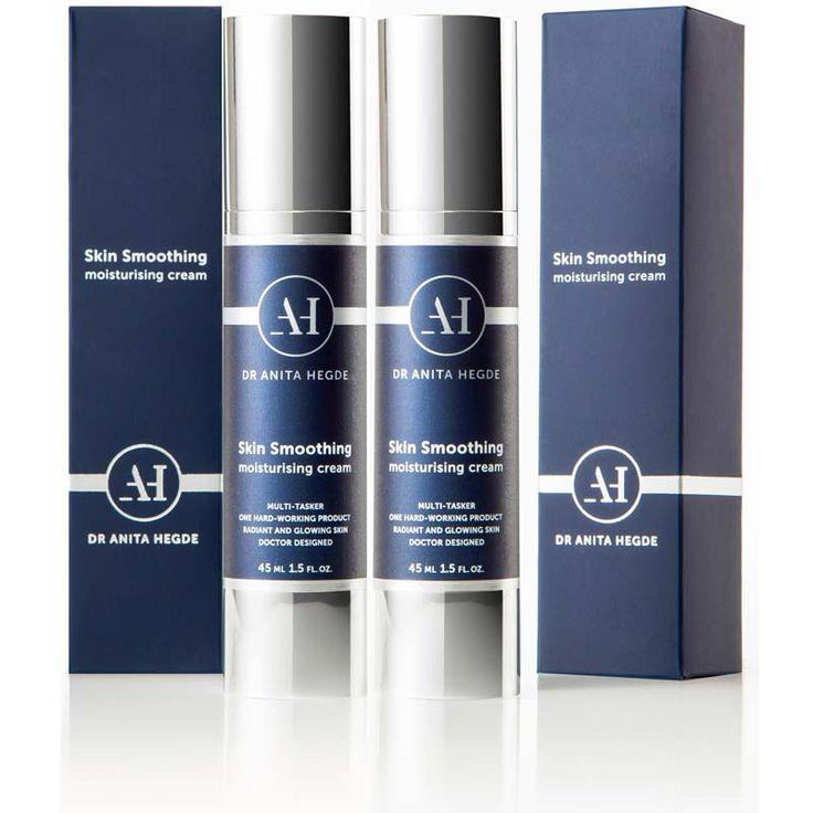 Skin-Smoothing-Moisturising-Cream-Dr.-Anita-Hegde. Package deal . Buy 2 and save!