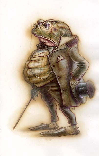 "6. Cyrano 'The Toad'. Master duelist and instructor. ""I will teach you to be a Dragon-slayer young Milo"""