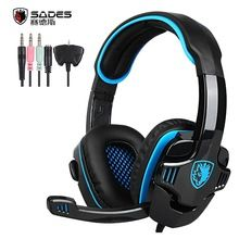Original SADES SA-708GT Gaming Headset Headphones Stereo Computer Gamer Earphones with Microphone for Xbox 360 PS4 PC Games     Tag a friend who would love this!     FREE Shipping Worldwide     #ElectronicsStore     Buy one here---> http://www.alielectronicsstore.com/products/original-sades-sa-708gt-gaming-headset-headphones-stereo-computer-gamer-earphones-with-microphone-for-xbox-360-ps4-pc-games/