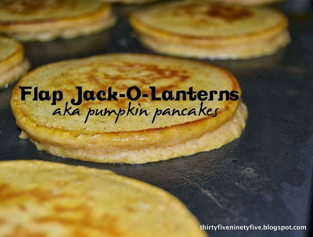 Flap Jack-0-Lanterns