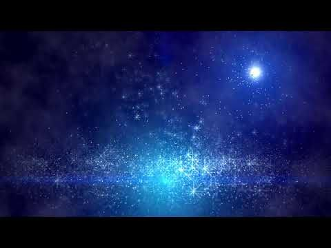4K Blue Moving Background ★ Relaxing Glitter Floor AAVFX