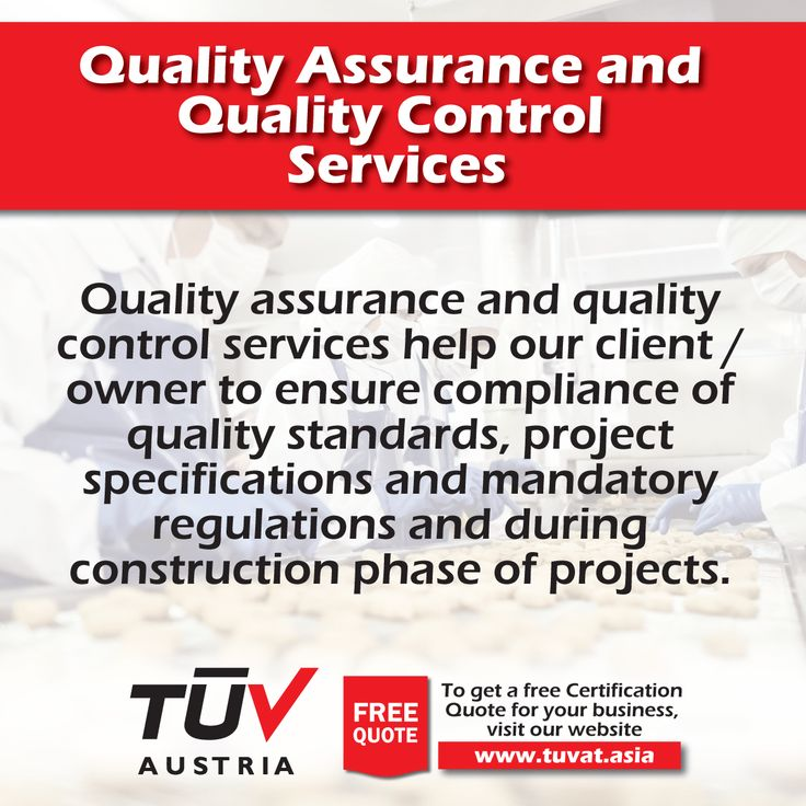 TUV Austria Quality Assurance and Quality Control Services. No compromise of quality and safety. For further queries how we can assist you: tuvat.asia/get-a-quote, or call Pakistan: +92 (42) 111-284-284   Bangladesh +880 (2) 8836404 to speak with a representative. #ISO #TUV #certification #inspection #pakistan #bangladesh #lahore #karachi #dhaka #quality #assurance #control
