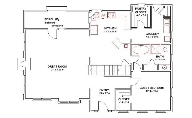 House Plans, Home Plans, Custom Home Design By Vaughan's