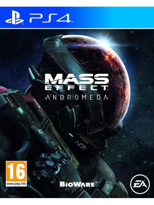 PRE-ORDER Mass Effect Andromeda (PS4)