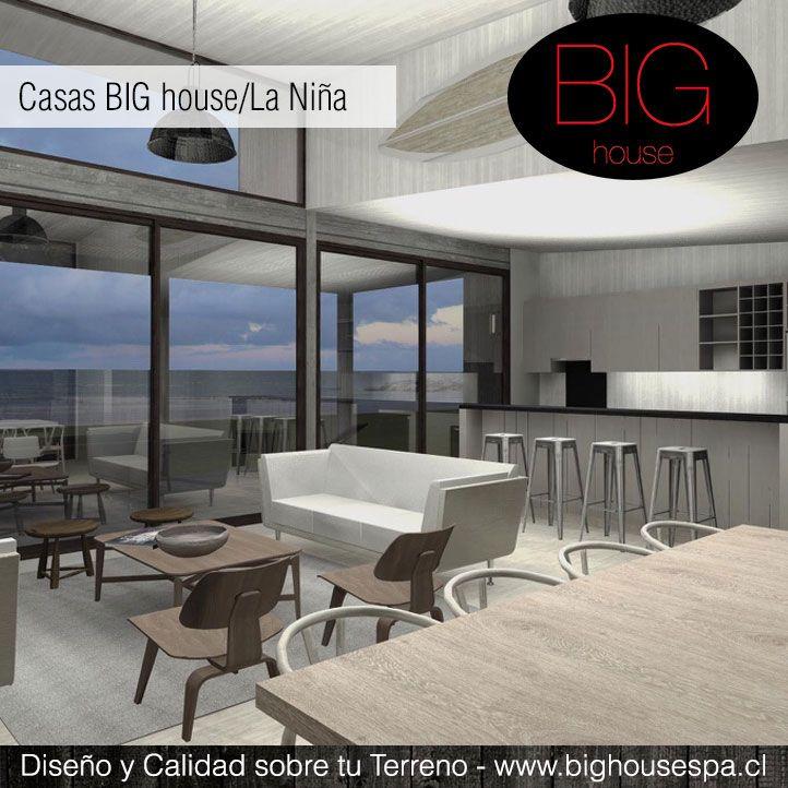 Casa La Niña. Más detalles en www.bighousespa.cl