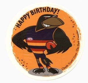 Adelaide Crows Birthday  Pin