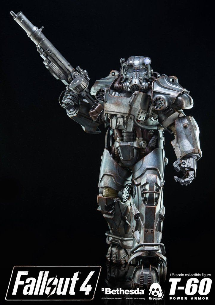 ThreeZero - Fallout 4 - T-60 Power Armor