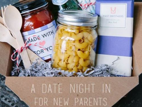 New parent date night gifts gifts gifts galore for Diy presents for parents