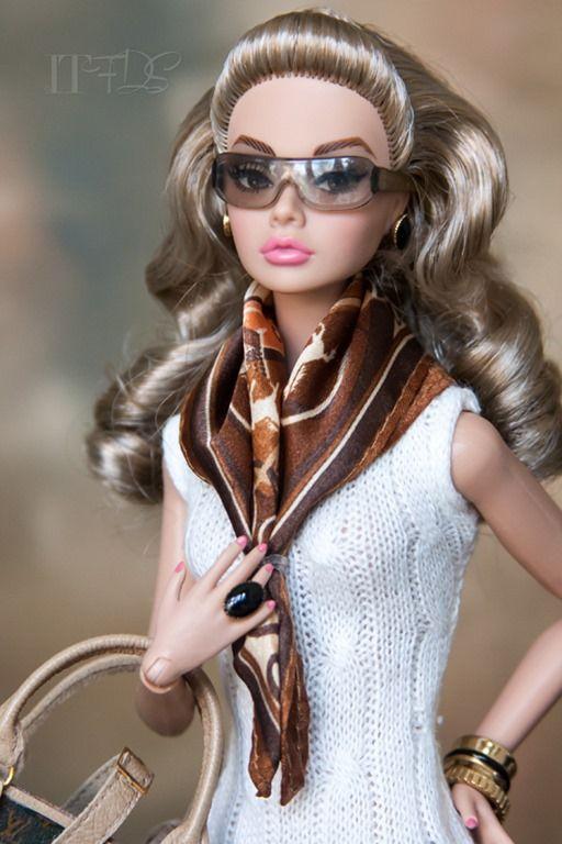 fashion royalty dolls   Fashion Royalty   Inside the Fashion Doll Studio