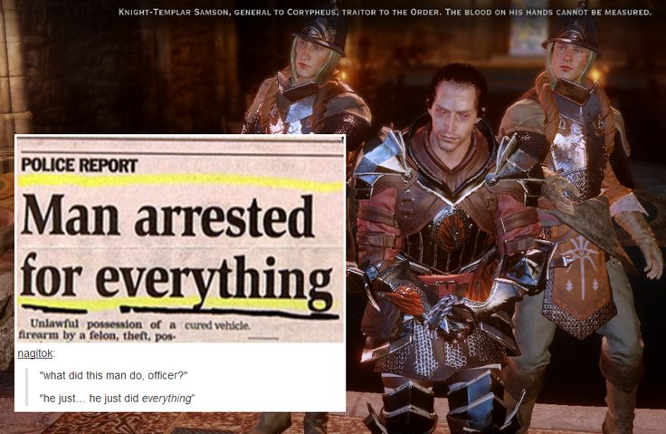 welcome to the mage hell spiral — Dragon Age: Inquisition + text posts, part 2 I...