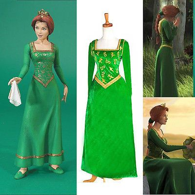Plus size princess fiona dress pattern