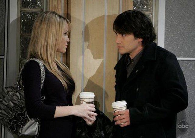 Lulu Spencer and Dante Falconeri (Julie Marie Berman, Dominic ...