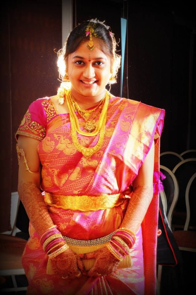 #Telugu #Bride #Jewellery #South Indian