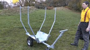 woodland hand cart