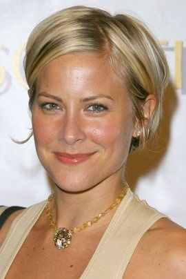 Cute short 'do. If only I had the guts...