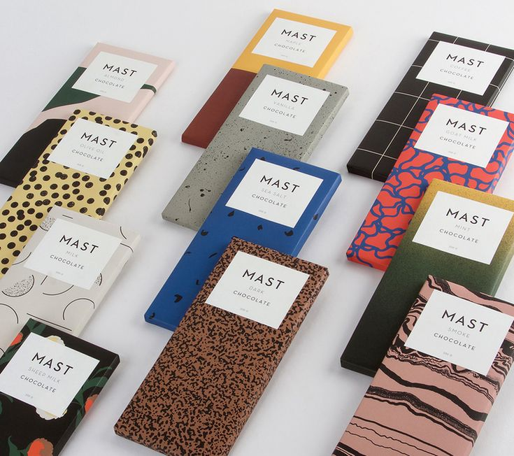 Mast, Brooklyn's best dressed chocolate bars, caught our eye during the  recent London Design Festival and they're tasty, tasty, very very tasty  too... BY DEE IVA  If you happen to have a sweet tooth and an eye for design then the Mast  Brothers' range of prettily packaged chocolate is aimed squarely at you.  After launching in Brooklyn, New York, in 2007, artisanal chocolatiers Rick  and Michael Mast decided to bring their handmade confections to London in  February 2015. Their standalone…
