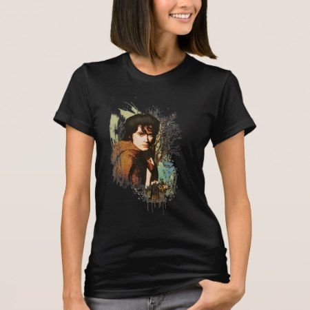 FRODO™ Mixed Media Vector Collage T-Shirt - tap, personalize, buy right now!