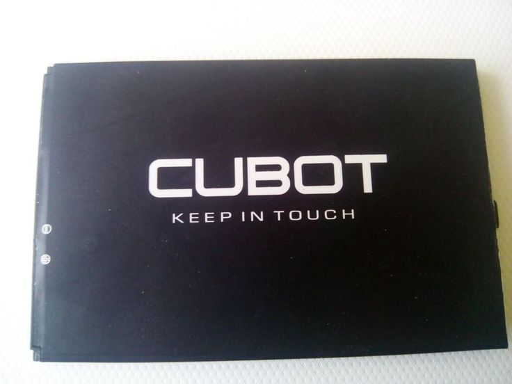 CUBOT H1 BATTERY FOUR  5.5  SCREEN PHONE-COLLECTION ONLY DUE TO POSTING RULES