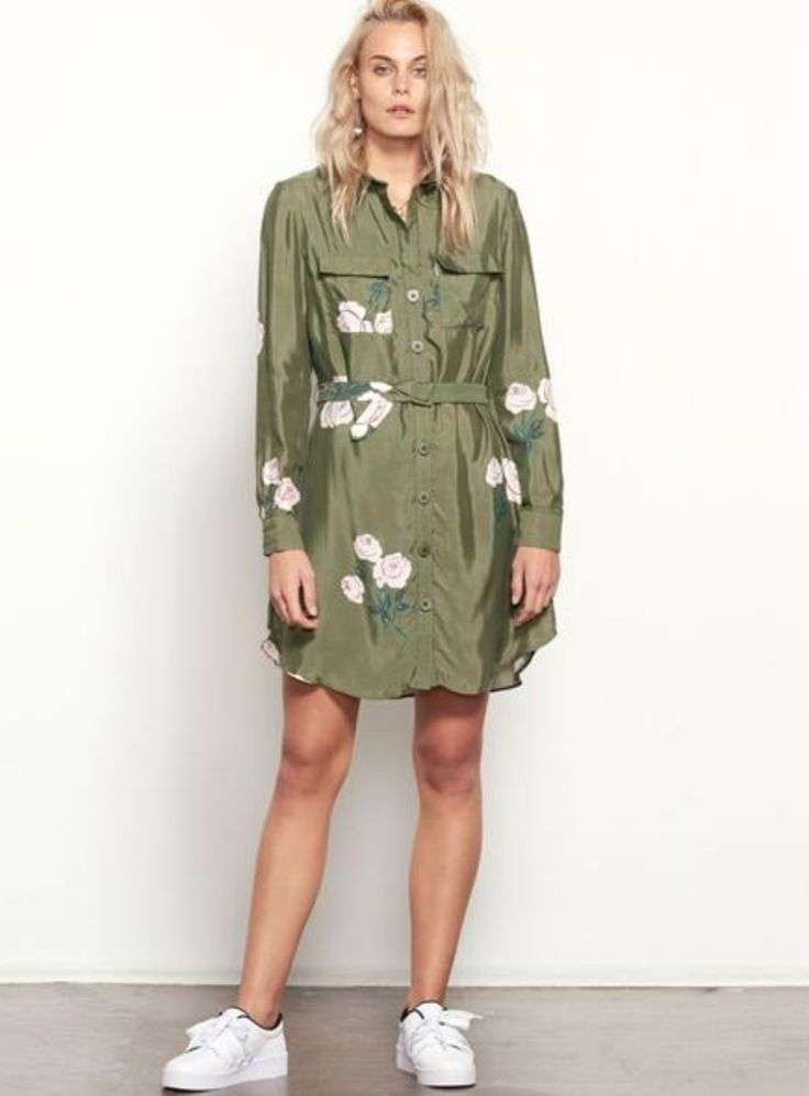 ISLA  - Rail Blazer Dress