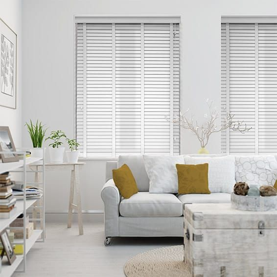 Best 20 White Wooden Blinds Ideas On Pinterest Blinds Woven Blinds And Window Treatments