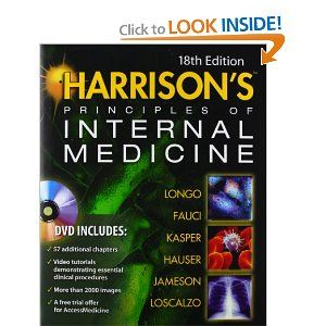 harrison internal medicine 18th edition pdf