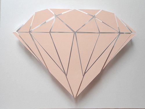 Pink champgane diamond