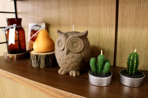 Hello, Candles! You can make many things as candles. These are goodinterior items with sweet smell for your home and office.  #candle #design #atelier #cocomellow