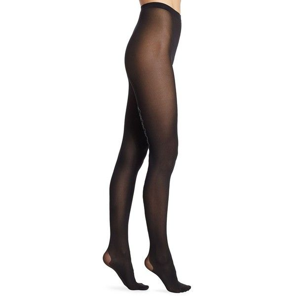 Wolford Diamond Tights ($182) ❤ liked on Polyvore featuring intimates, hosiery, tights, sparkle pantyhose, sparkle tights, sparkly stockings, lingerie pantyhose and sheer stockings