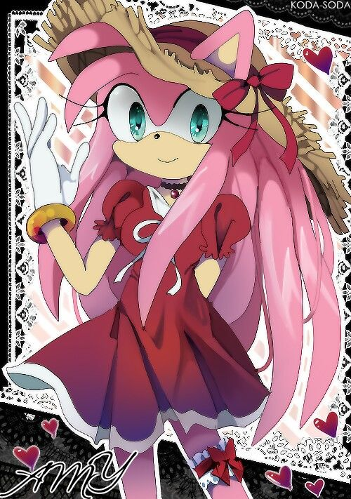 Dero The Hedgehog Soon cute... | Sonic B...