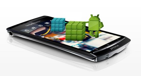 Get mobile apps for your android hand set