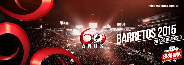 Canadauence TV: Barretos 2015, 20 a 15 de agosto, confira os Shows...