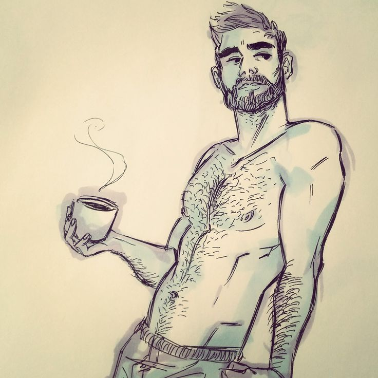 Handsome Scruffy Man  http://themoreitgrows-thebetteritgets.tumblr.com/image/81952235211 ★ || CHARACTER DESIGN REFERENCES