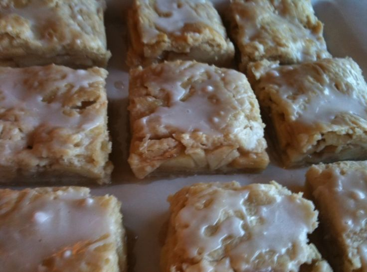 My Grandmas Apple Strudel….Gotta make this one.. I love appley good deserts.