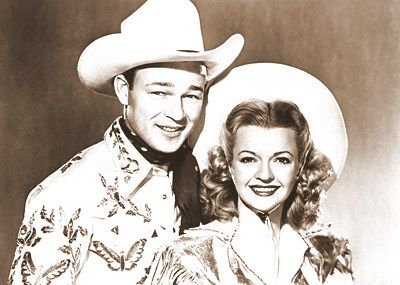 Happy trails to you...Roy Rodgers and Dale Evens.