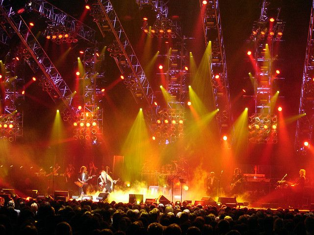 Trans-Siberian Orchestra Christmas Concert in Downtown Orlando