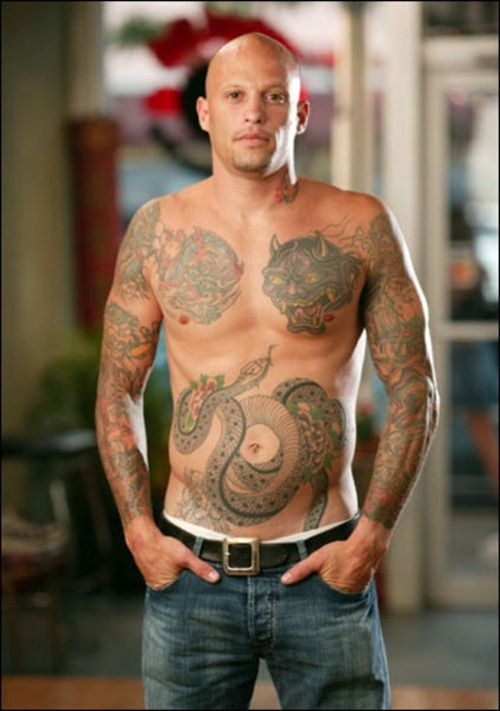 Miami Ink Tattoos Star Ami James (6)