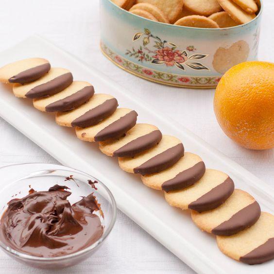 Apelsin och choklad är en underbar kombination!