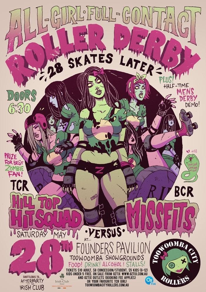 Gotham Girls Derby Wallpaper 1383 Best Roller Derby Images On Pinterest Roller