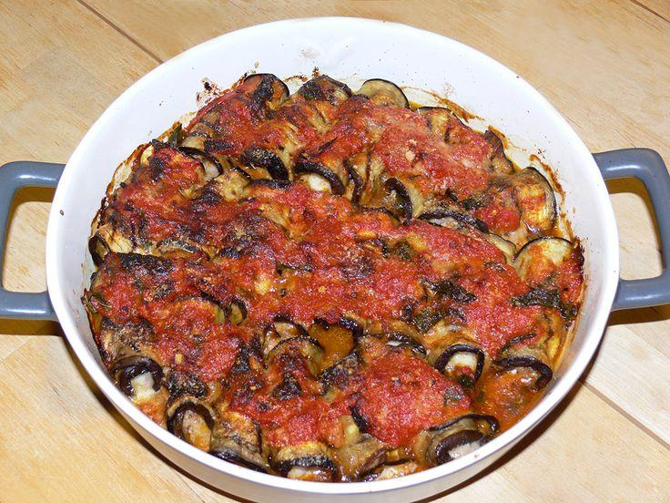 Involtini di melanzane | La cuoca del PresidenteLa cuoca del Presidentehttp://://