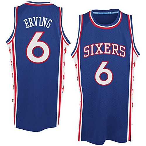 new product 68655 089cf 6 julius erving jersey zone
