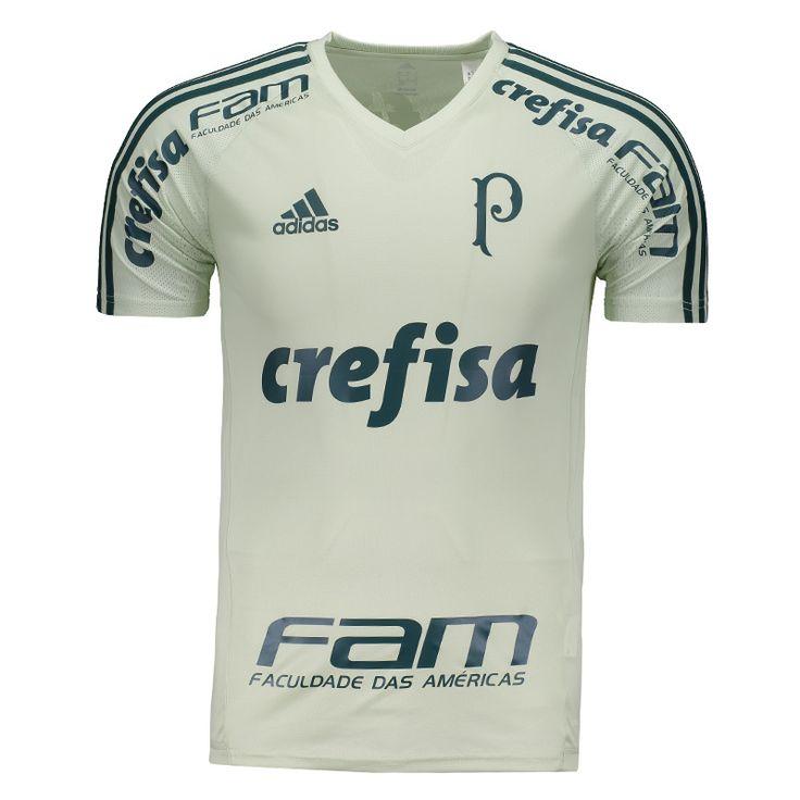 Camisa Adidas Palmeiras Treino 2017 Com Patrocínio Somente na FutFanatics você compra agora Camisa Adidas Palmeiras Treino 2017 Com Patrocínio por apenas R$ 199.90. Palmeiras. Por apenas 199.90