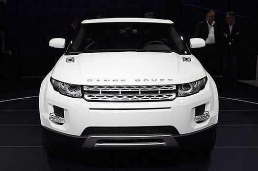 2012 Range Rover Evoque proving its worth in the asphalt, either as transport or urban style makes more time winding path.