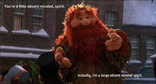 """The puns. 