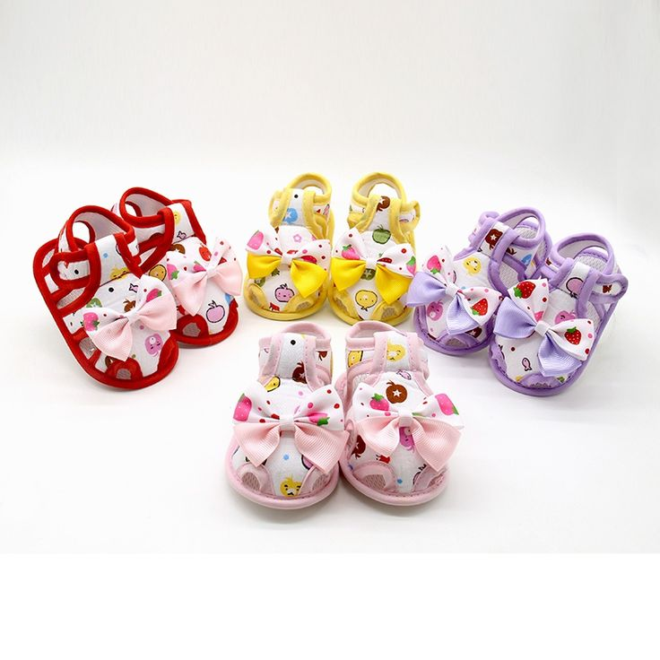 Nice Flower Kids Sandals For Girls Summer Princess Shoes Baby Toddler Children Soft Cotton Fabric Sandal Girl Shoes j2 - $3.09 - Buy it Now!